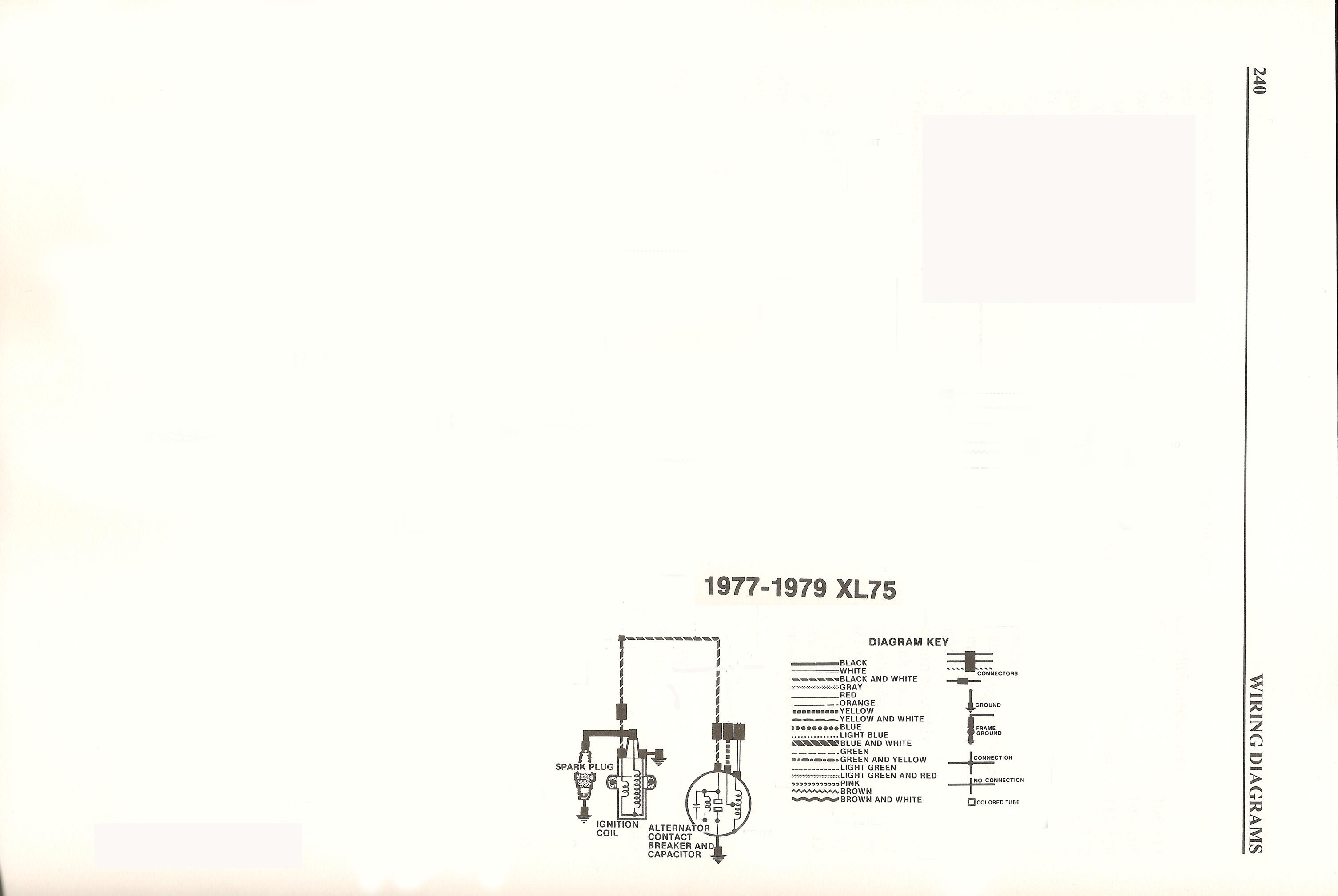 honda xr100 stator wiring diagram stator winding diagram