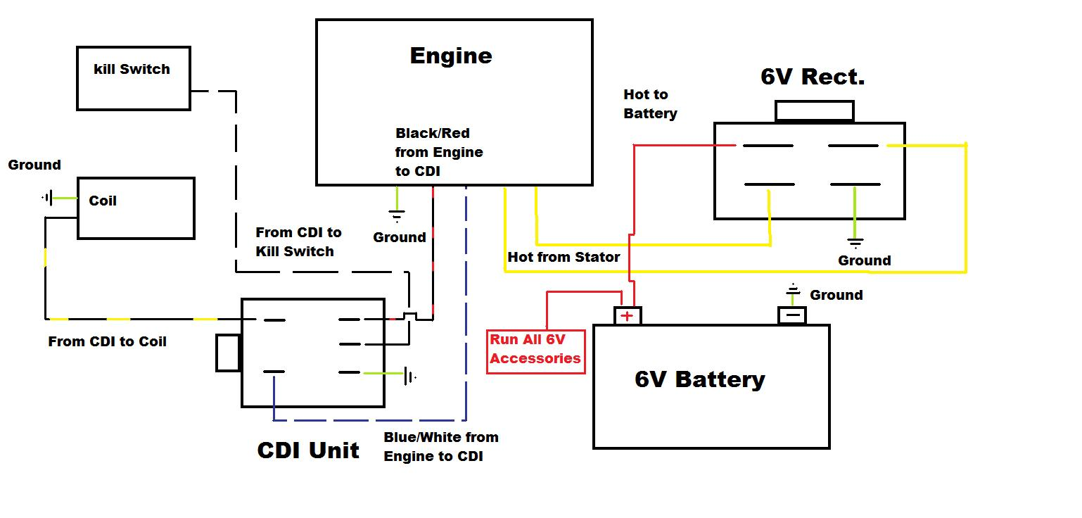 chinese cdi wiring diagram v php chinese wiring diagrams cars pit bike wiring diagram electric start wiring diagram