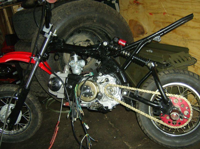 Help Wiring Lifan 125cc Motor For 06 Crf50