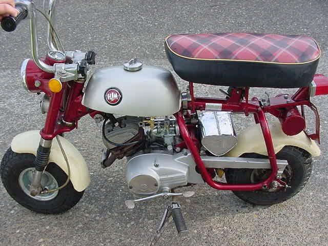 Victor Mini Bikes