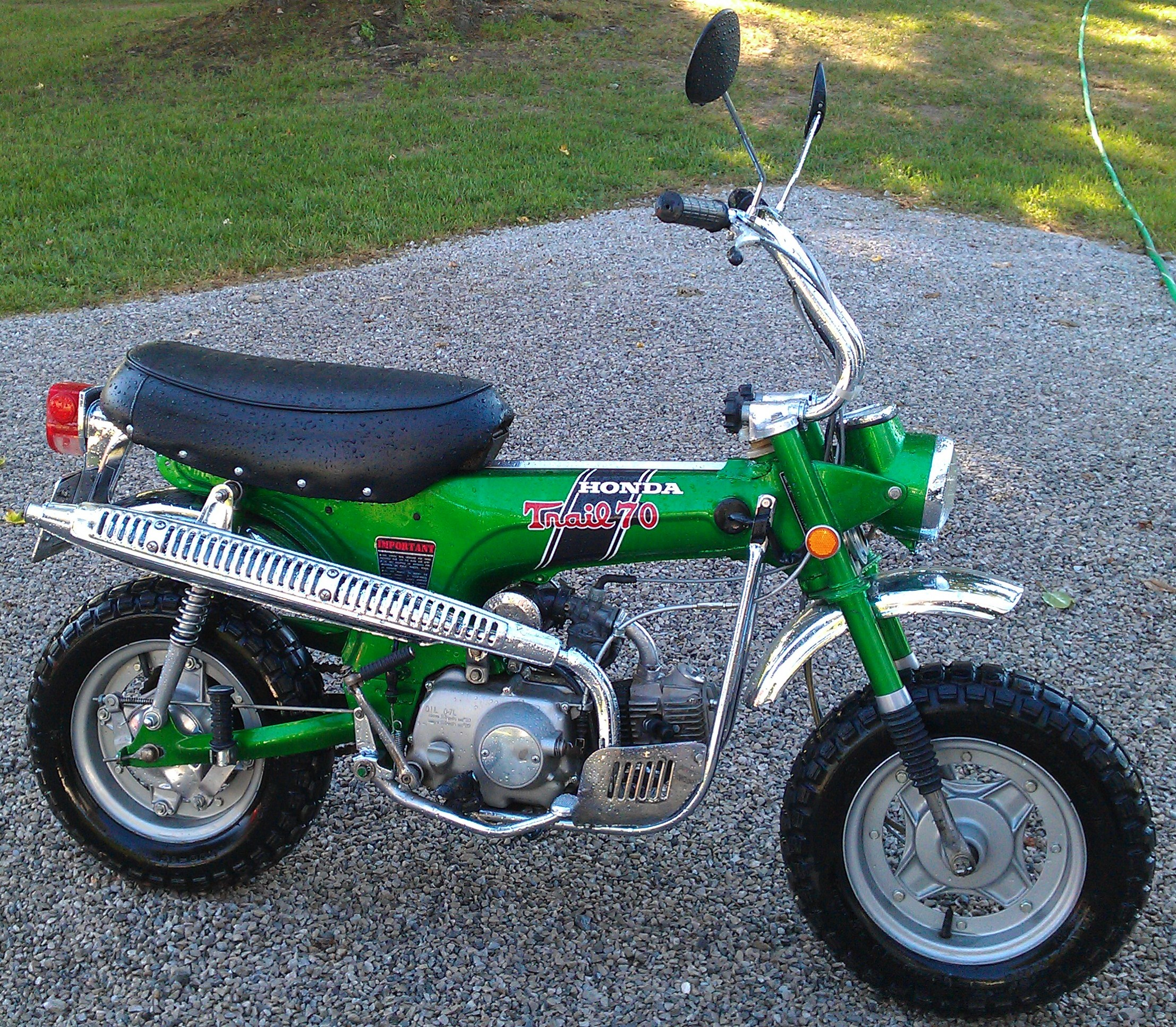 Honda Ct70 Trail 70 For Sale 1970 Brochures 1993 Ct Click Image Larger Version Name Imag9980 Views 89 Size
