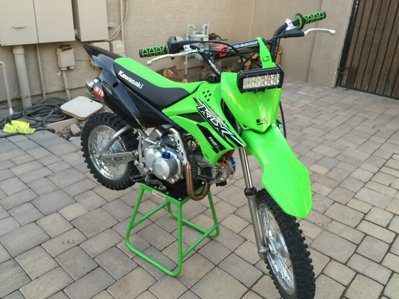 Question about adding LED lights to KLX110 Can anyone help ... on 110 loncin wiring diagram, 110 mini chopper wiring diagram, 110 pit bike coil, 110 pit bike honda, 110 pit bike timing, 110 atv wiring diagram, 110 pit bike parts, 110 electrical wiring diagram, 110 pit bike spark plug,