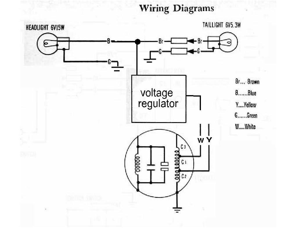 on tru blu head light wiring diagram
