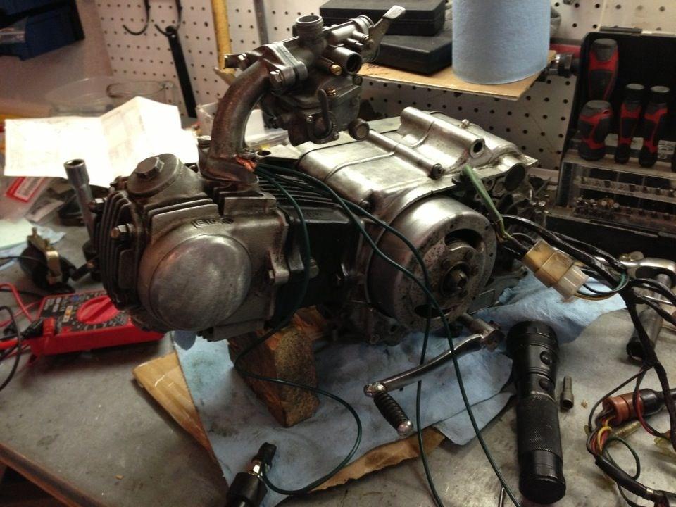 1980 honda c70 wiring 70 ct70 rebuild spark issues planetminis forums  70 ct70 rebuild spark issues