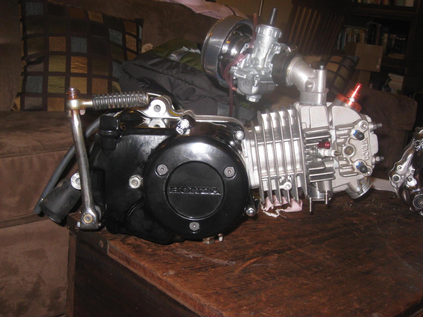 Honda Xrm 110 Motor Show
