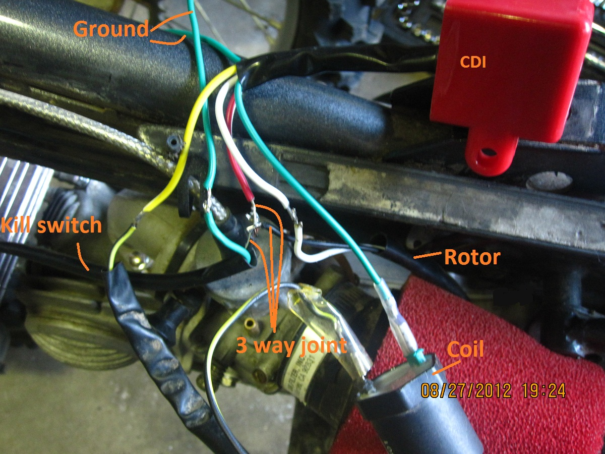 Crf70 Wiring Diagram Crf 70 Pit Bike Cdi Diagrams And Schematics