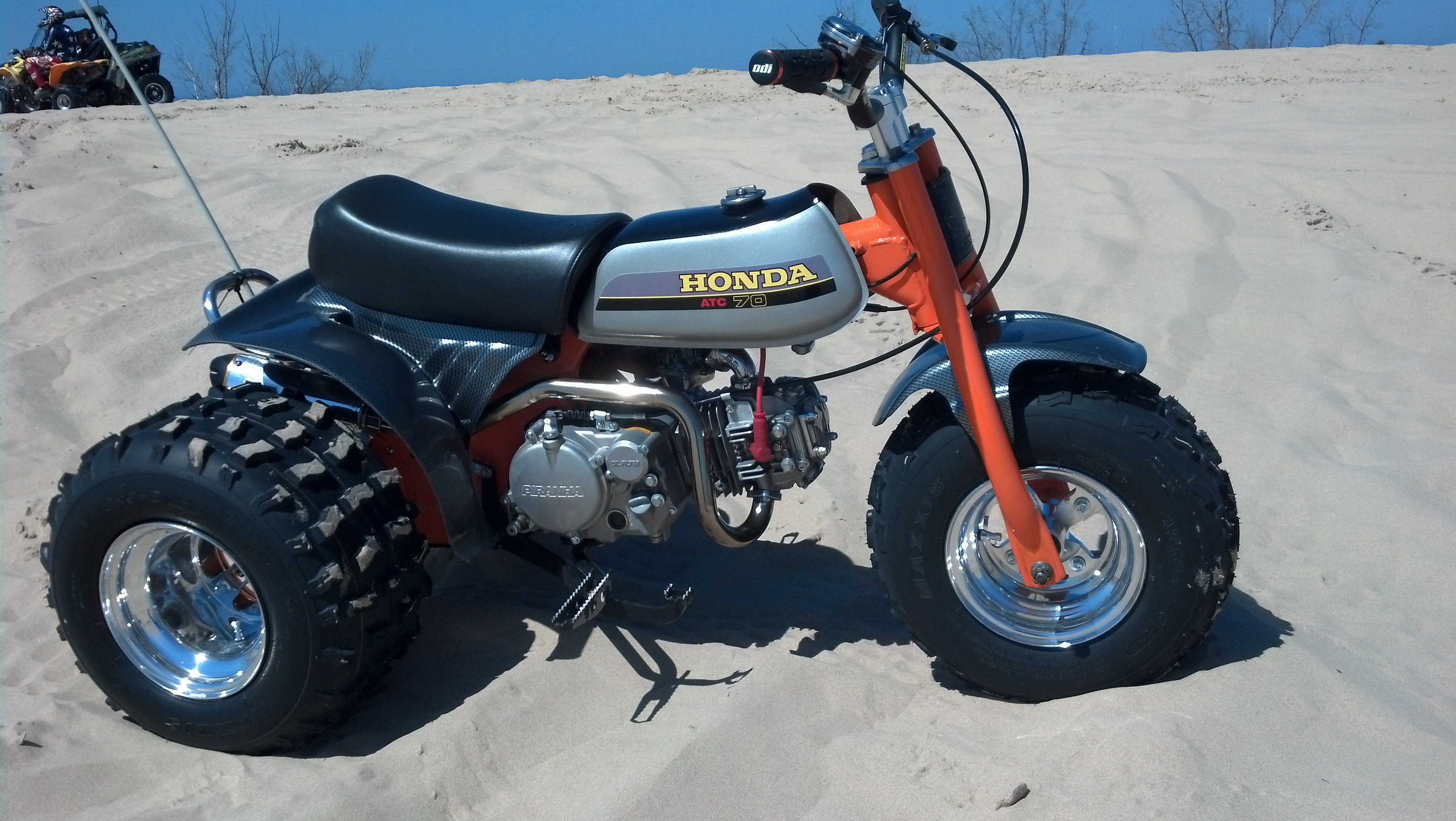 Hi I Just Got A Ssr 125cc Need Some Advice 1970 Honda Ct70 Valve Guide Click Image For Larger Version Name Img 20160416 124331 231 Views 66 Size