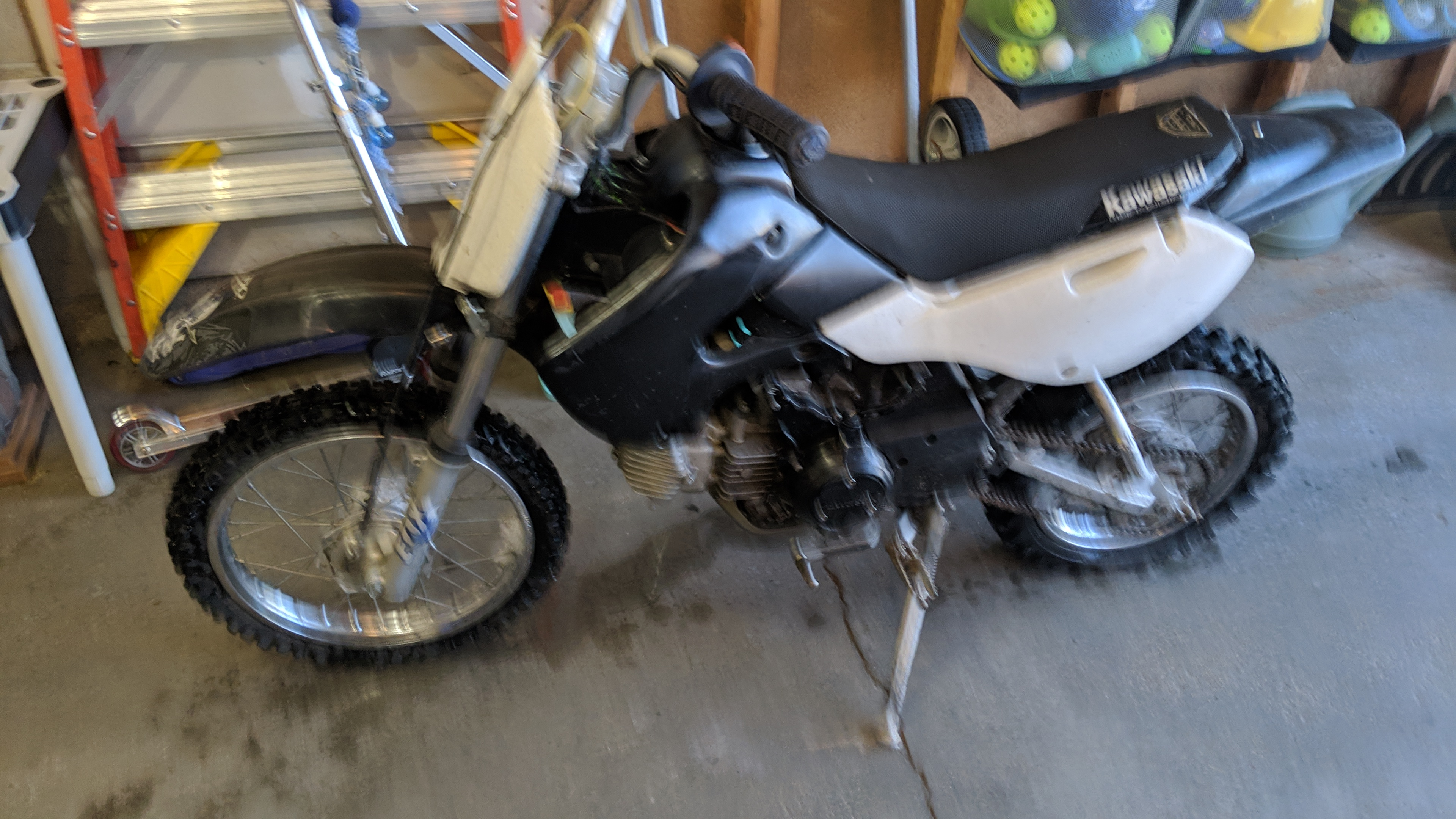 New to forum, rebuilt klx110 recommended suspension upgrades