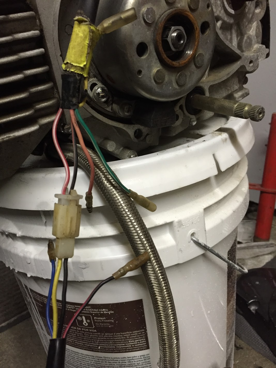Lifan 160cc Wiring 140cc Diagram Click Image For Larger Version Name Img 5111 Views 61 Size