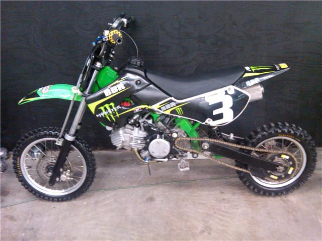 Will the 09 KX65 suspension work on a 2010 KLX110?