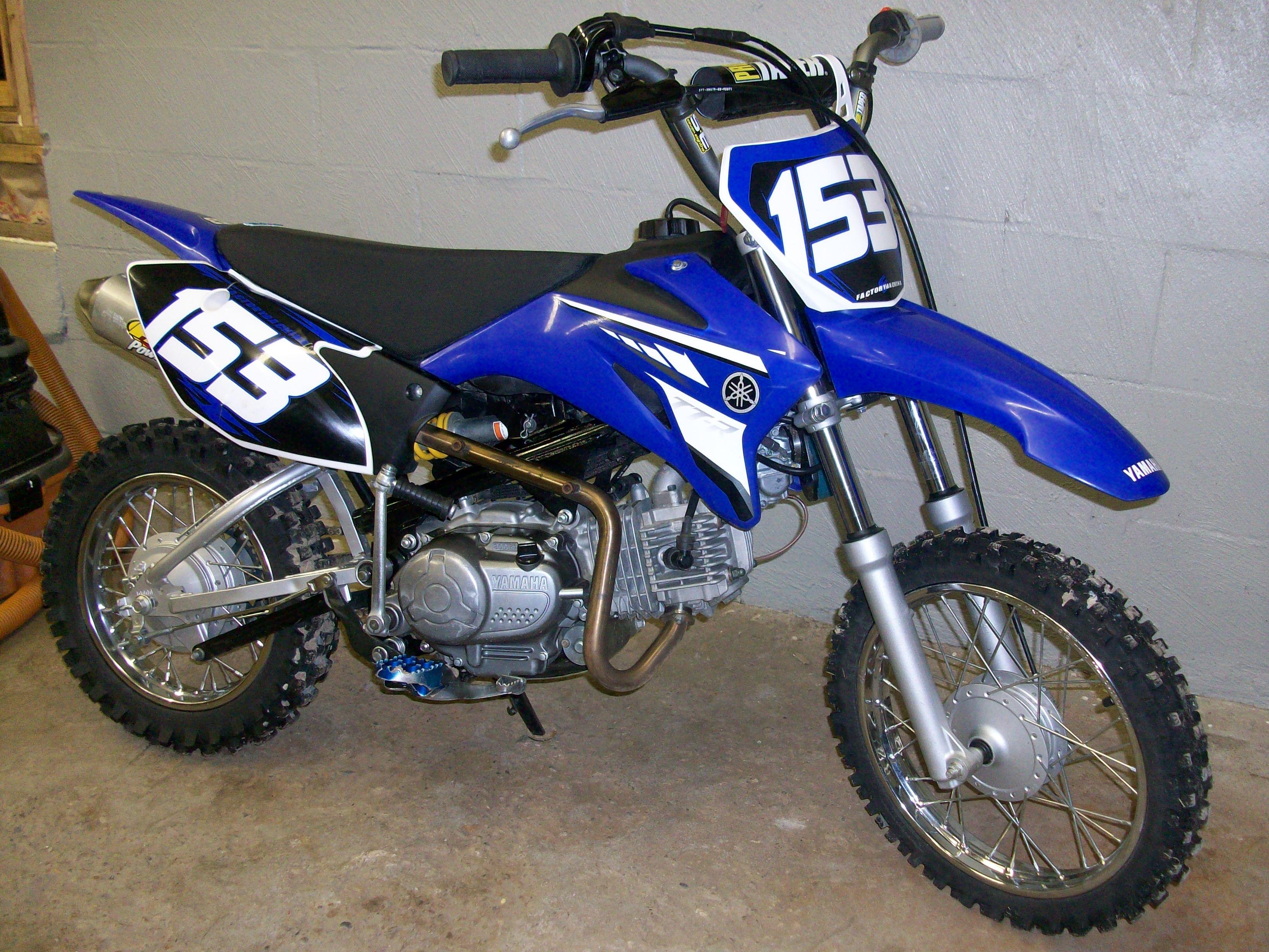 Yamaha Ttr 110 – Motorrad Bild Idee