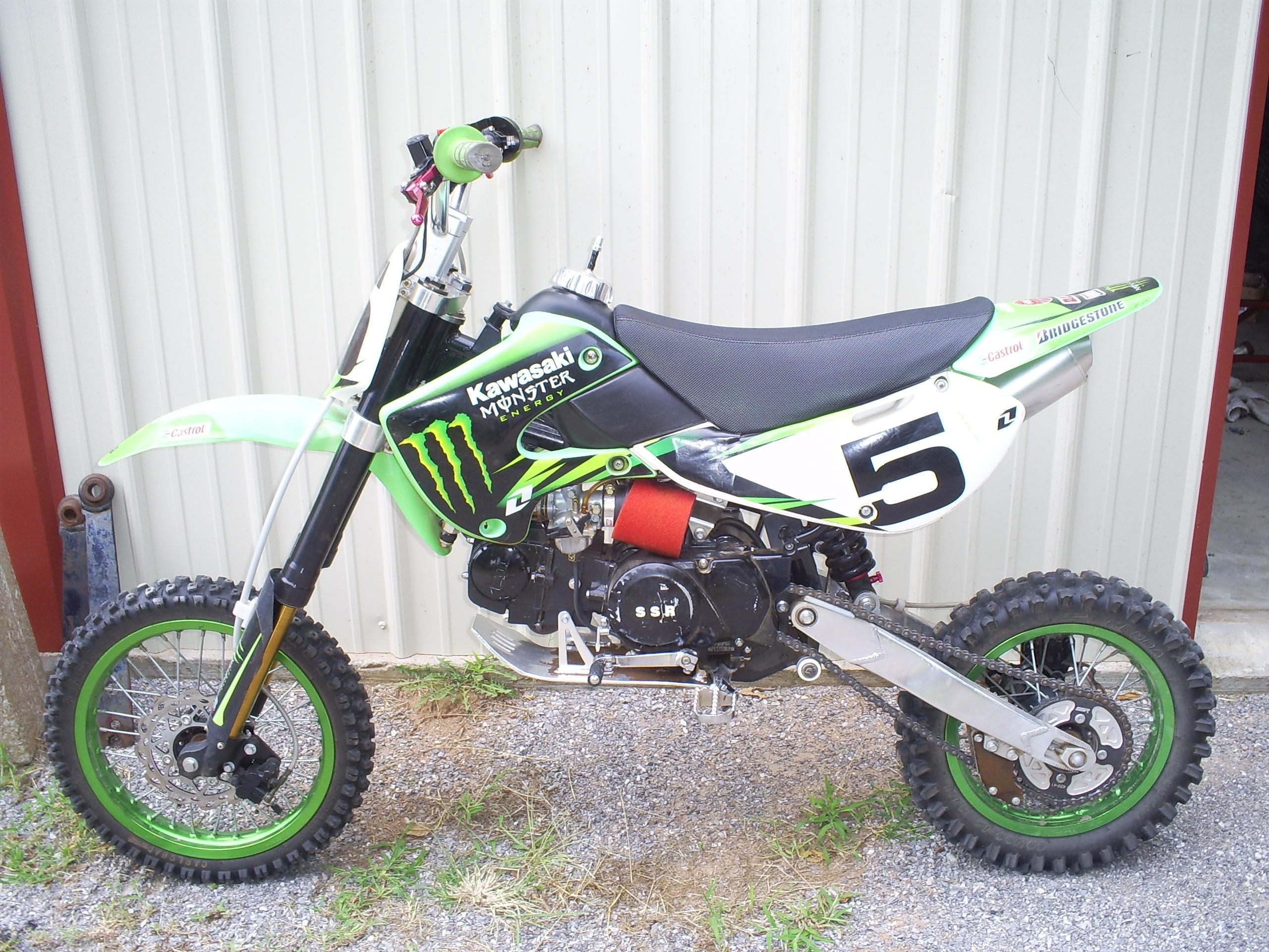 Ssr Pit Bike 150cc