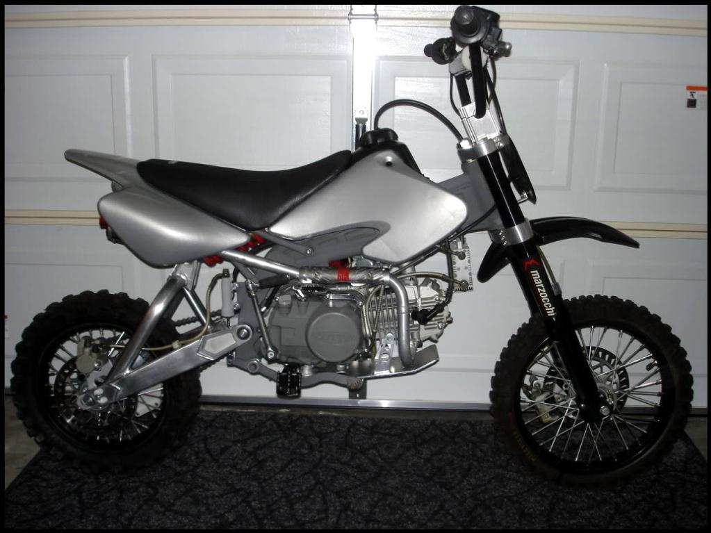 Sdg 125cc Pro Pit Bike Aftermarket Parts