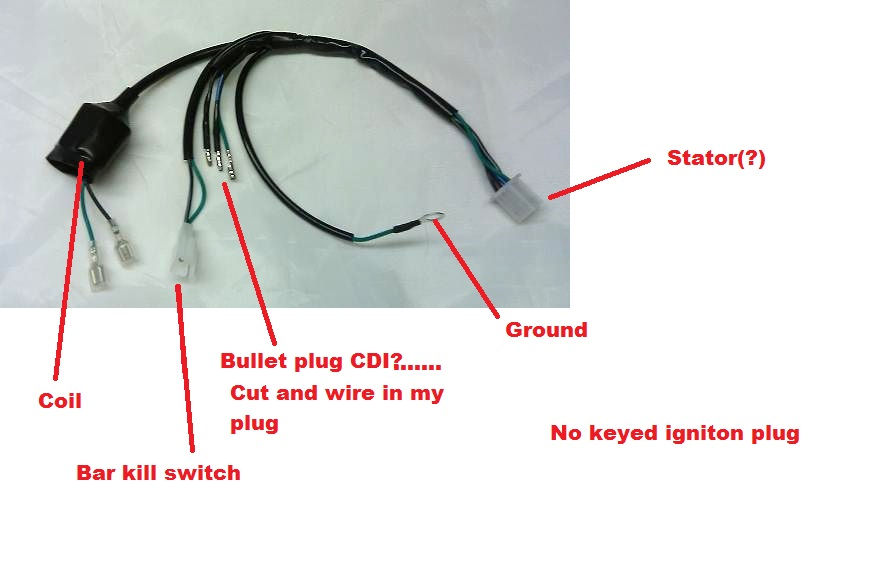 I need help finding a wire harness