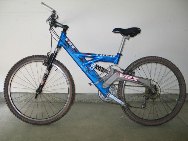 Trek Vrx 200 Mtn Bike