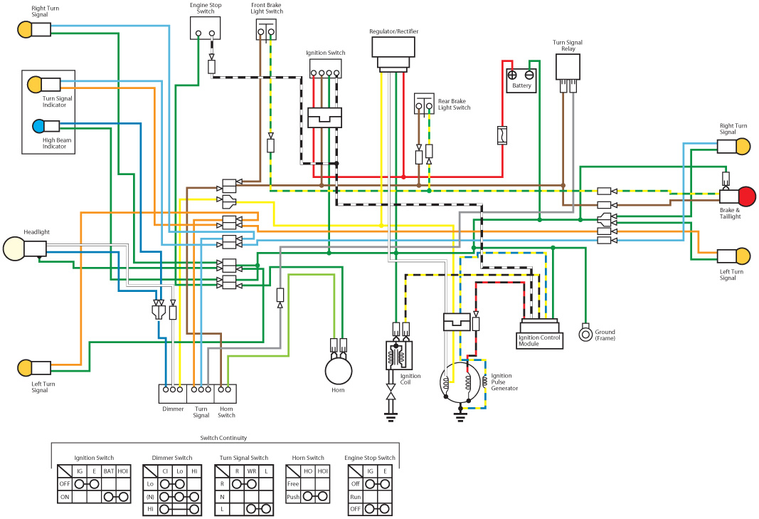 honda ct70 wiring diagram honda wiring diagrams online