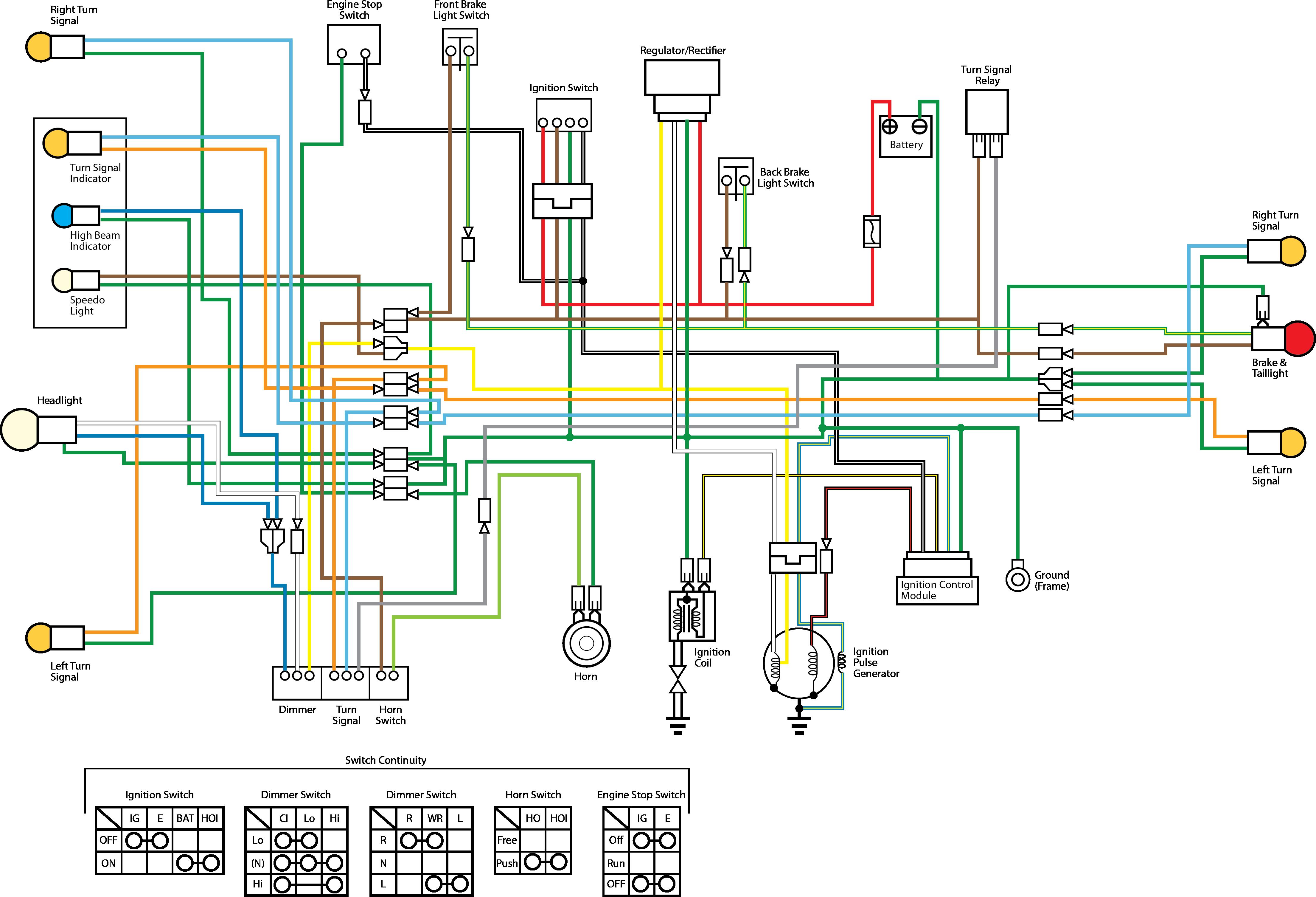 honda dash wiring diagram honda wiring diagrams