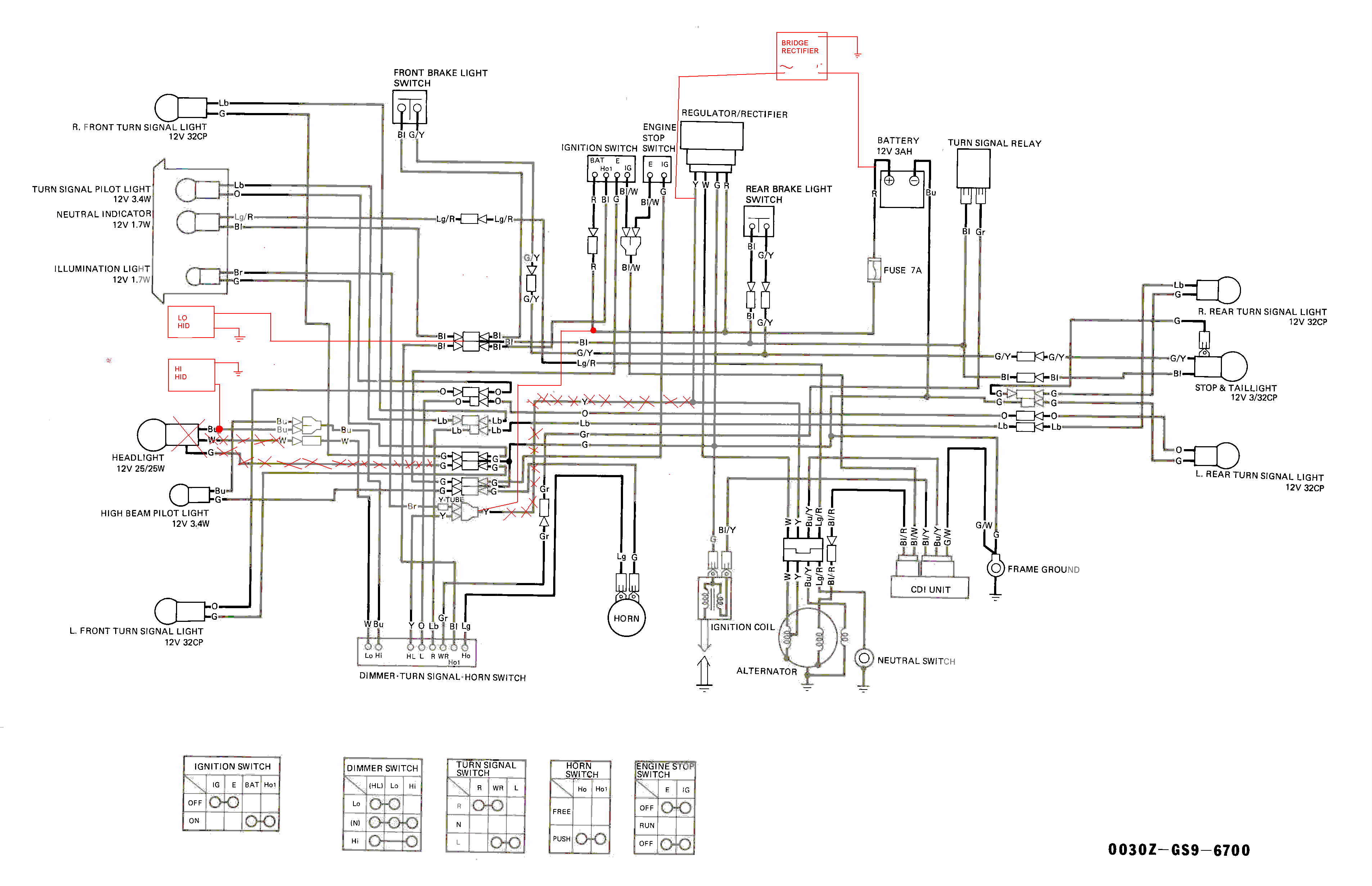 headlight mounting help zb50 wiring diagram w hid jpg views