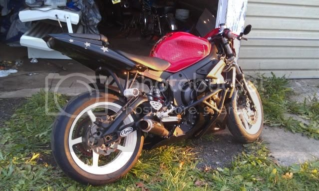 2004 Yamaha R6 Stunt Bike | PlanetMinis Forums