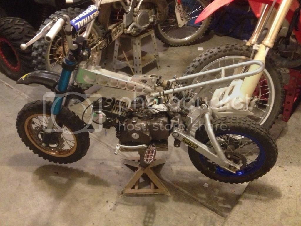 new to pit bikes need some help! | PlanetMinis Forums