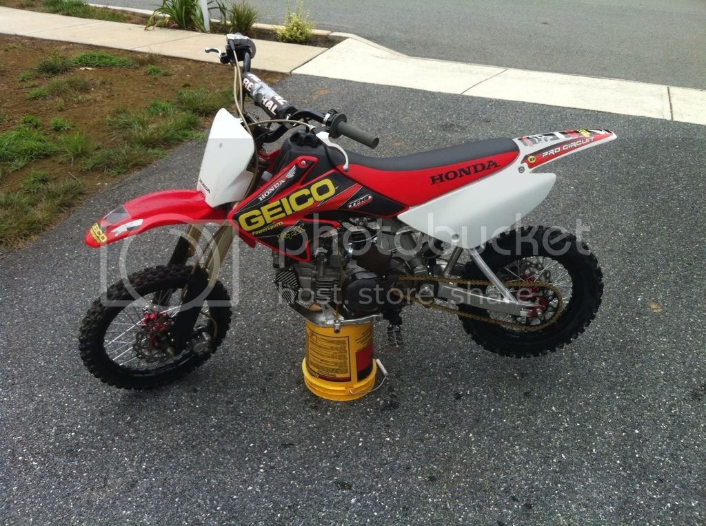 Drz 110 is it worth it | PlanetMinis Forums