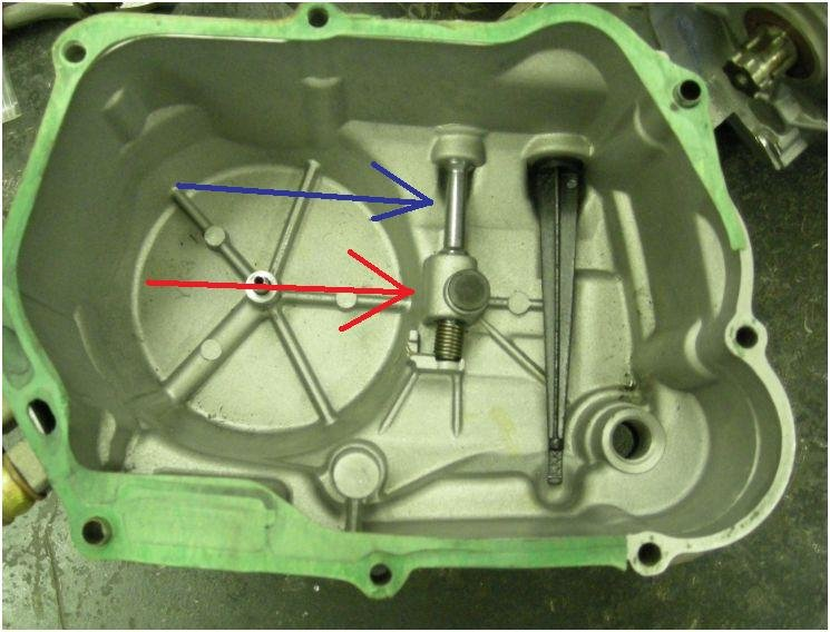 Pitster Pro 140cc clutch not disengaging? | PlanetMinis Forums