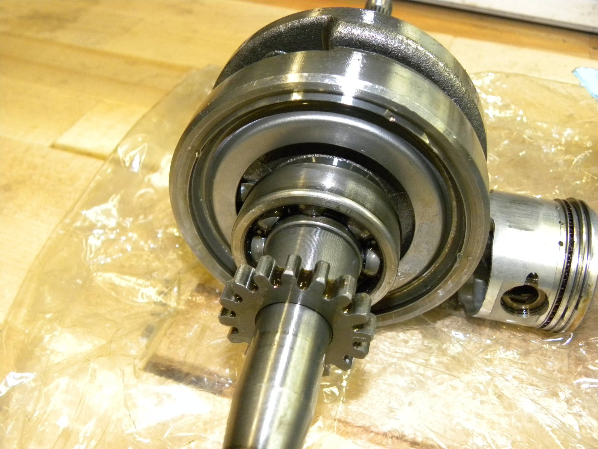 139QMB 66cc GY6 engine build | PlanetMinis Forums