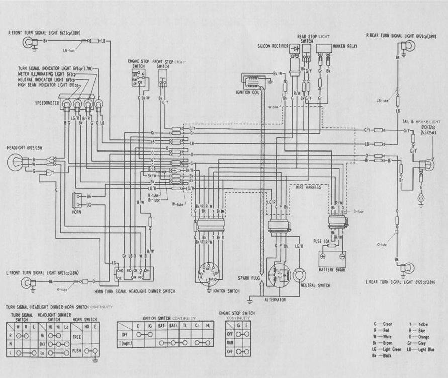 Does anybody have a wiring diagram for a 1980 ct70? | PlanetMinis Forums | 1980 Ct70 Wire Diagram |  | PlanetMinis Forums